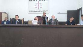 حجز اتهام 3 أشقاء بقتل ابن عمهم بالفيوم إلى 20 نوفمبر للحكم