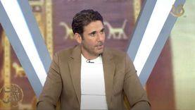 أحمد عز: بشوف أحمد زكي وسيم جدا.. ويسرا صاحبة فضل عليا