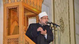 الأوقاف: النور في القرآن الكريم موضوع خطبة الجمعة القادمة