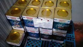 التحفظ على طني مواد غذائية فاسدة في حملات بالغربية