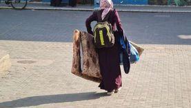 تقارير: نزوح 12 ألف مواطن فلسطيني إلى 16 مدرسة