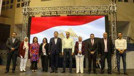 مستقبل وطن بمدينة نصر يكرم الأوائل ومحاربي السرطان