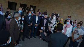 """""""المنيا"""" تنظم زيارات ميدانية للشباب بالمشروعات القومية"""