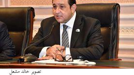 جبالي يهنئ عابد برئاسة لجنة مكافحة الإرهاب في البرلمان العربي