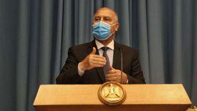 وزير النقل ينهي زيارته للغربية ويعود إلى القاهرة