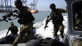 إصابة صياد فلسطيني برصاص زوارق الاحتلال قبالة سواحل شمال غزة