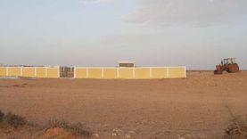 إنشاء 5 محطات تحلية مياه جوفية في نجوع مطروح «صور»