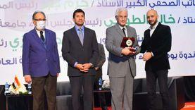 """انطلاق مبادرة """"مصر أولا.. لا للتعصب"""" من جامعة مصر للعلوم والتكنولوجيا"""