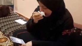 """والدة طالب أزهري بترت ذراعاه تناشد """"الطيب"""": انقذ ابني يا فضيلة الإمام"""