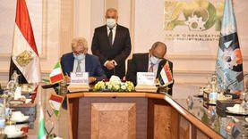 الهيئة العربية للتصنيع توقع عقد مع مجموعة تكنيدل الإيطالية العالمية لإنشاء مصنع إنتاج السرنجات الآمنة