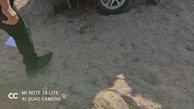 مصرع 3 أشخاص في حادث انقلاب سيارة بطريق «القاهرة - الضبعة»