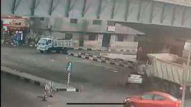 تفاصيل جديدة في حادث مصرع الشيخ هاني الشحات.. قطع الطريق بشكل خاطئ