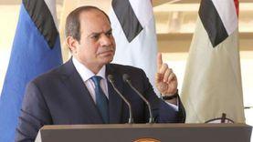 السيسي يتلقى اتصالا هاتفيا من الرئيس قيس سعيد