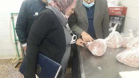 غلق 4 منشآت صناعية وتحرير 15 محضر مخالفة بالإسكندرية