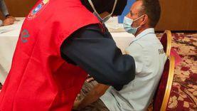تطعيم 37565 من العاملين بالقطاع السياحي بلقاح كورونا بالبحر الأحمر