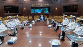 وزير الداخلية يعقد إجتماعاً لمتابعة خطة تأمين إنتخابات مجلس الشيوخ 2020