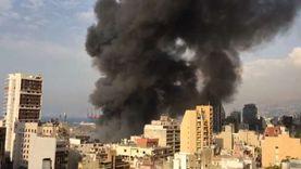 عاجل.. سماع دوي انفجار جديد جنوب لبنان