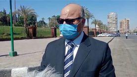 جولة محافظ القاهرة للتأكد من تطبيق الإجراءات الاحترازية