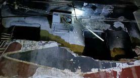 إصابة 4 أشخاص في انفجار أنبوبة داخل شقة بقنا
