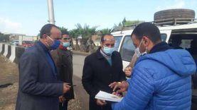 «الداخلية» تضبط 15 ألف شخص لعدم ارتداء الكمامات وتحرر 2832 مخالفة غلق