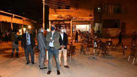 """محافظ الفيوم يأمر بغلق 8 مقاهٍ تقدم """"الشيشة"""" للمواطنين بإطسا"""