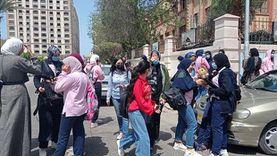 طلاب الثانوية ببورسعيد: لم ندخل الامتحان التجريبي بسبب انقطاع الإنترنت