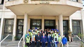 جامعة القاهرة: إنشاء بيئة تكنولوجية معلوماتية متكاملة