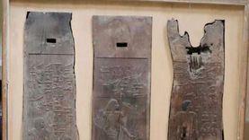 المتحف المصري يطلق مشروع ترميم اللوحات الخشبية من مصطبة «حسي رع»