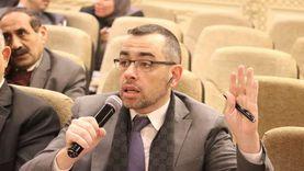 """""""المصري الديمقراطي"""" يعلن انضمام النائب محمد فؤادللحزب"""