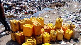 مدير تسويق «إفكو»: كل لتر زيت مستعمل يلوث مليون متر مكعب من المياه