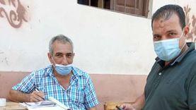 حملات مكبرة لإزالة إشغالات الباعة الجائلين في دمياط