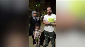 مصور فيديو المدرس المتحرش: شافني وأنا بصوره.. ومراتي اللي خدت بالها