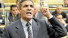 أشهر حالات الطرد في البرلمان: عكاشة في 2015 وعبدالعليم داوود 2021