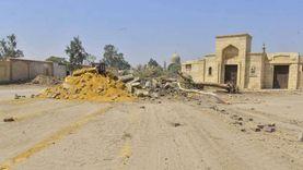 توسعة 4 شوارع لإقامة محور الفردوس في القاهرة بإزالة الأسوار الخارجية للمقابر