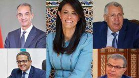 الحكومة على الهواء.. أبرز تصريحات 5 وزراء.. منهم الآثار والاتصالات