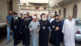 أئمة وقساوسة يقودون مسيرة لحث المواطنين على التصويت بالشرقية