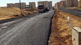 """الانتهاء من أعمال المرافق بأراضي """"الإسكان المتميز"""" في مدينة بدر"""