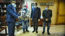 معلومات عن الحاصلين على جوائز زاهي حواس في عيد الأثريين