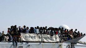 عاجل.. «مفوضية اللاجئين»: إنقاذ أكثر من 1000 مهاجر قبالة سواحل ليبيا