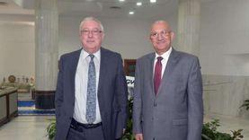 رئيس مصرللطيران يبحث تداعيات فيروس كورونا مع رئيس الاتحاد العربي للنقل الجوي AACO
