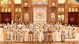 البابا تواضروس ينشر السيرة الذاتية للأساقفة الجدد.. صور