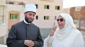 الأزهري: الكحلاوي رأت النبي في المنام وأوصاها برسالة لـ أحمد عمر هاشم