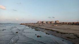 تحسن الطقس واستمرار إغلاق ميناء الصيد حتى انتهاء النوة ببورسعيد