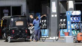 البترول: ضخ 55 ألف طن بنزين وسولار يوميا لمحطات الوقود