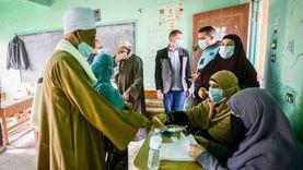 مواطنون يدلون بأصواتهم بانتخابات النواب في العياط: واجب وطني
