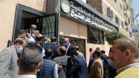 وزير التموين يفتتح مركز خدمة المواطنين التمويني المطور بكفر الشيخ