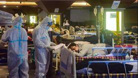 طبيب عربي بالهند: تراجع طفيف في معدل الإصابات اليومية بكورونا