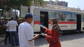 حملات توعية بأهمية ترشيد استهلاك المياه داخل نوادي المنصورة