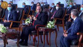 السيسي يكشف سر زيارات مسؤولين دوليين لمصر.. لأجل مفاوضات السد الإثيوبي