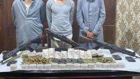 مقتل مدمن في «خناقة مع ديلر» يقود الأمن لضبط «عصابة الهيروين» بالكريمات